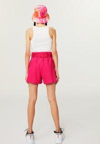 Twist - Shorts - pink - 2