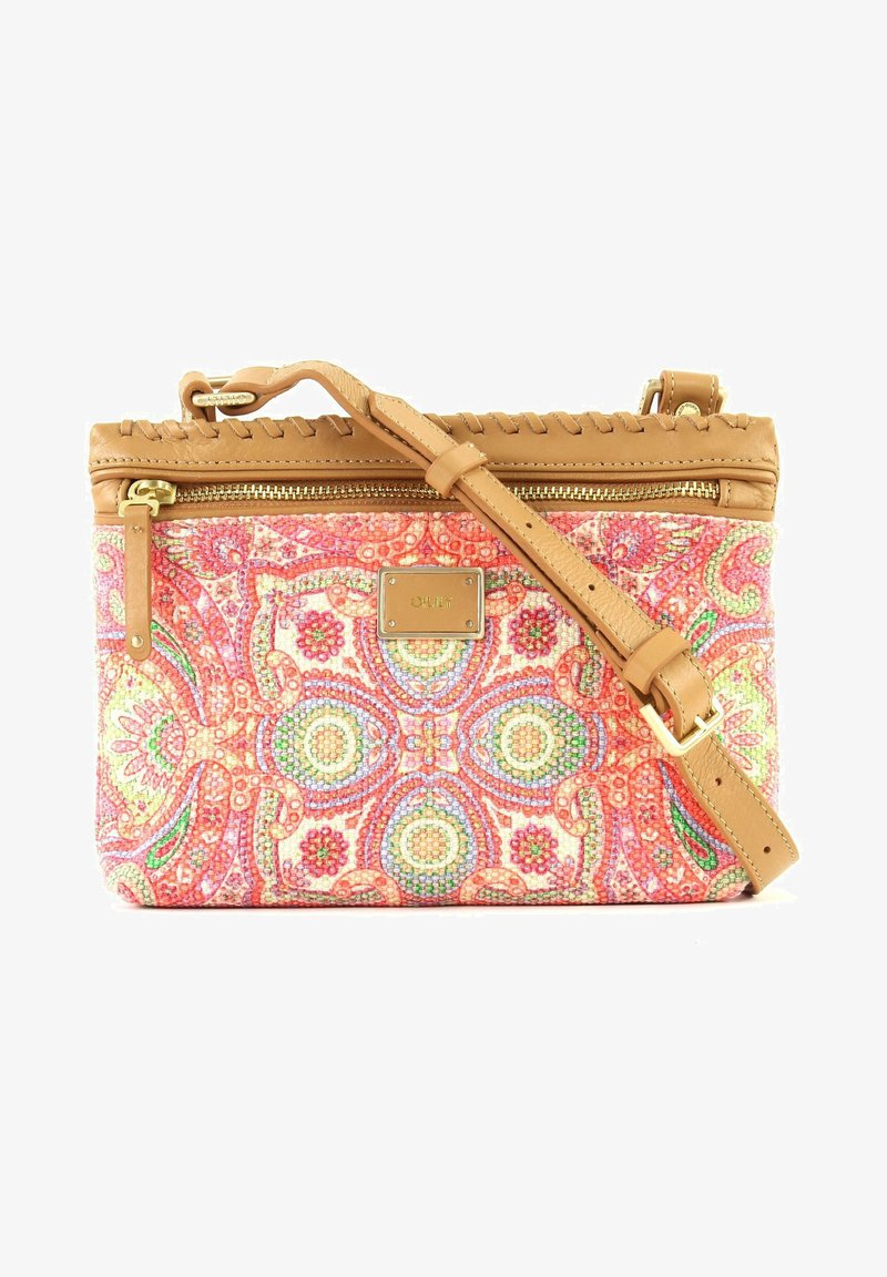 Oilily - Across body bag - coral