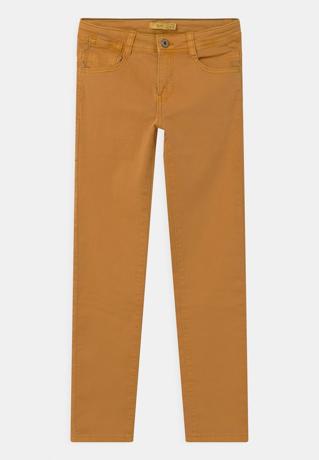 Slim fit jeans - honey yellow