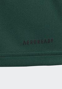 adidas Performance - B SEAS TEE - T-Shirt print - green - 4
