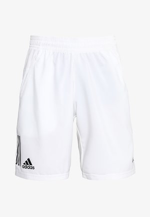 CLUB SHORT - Pantalón corto de deporte - white/black