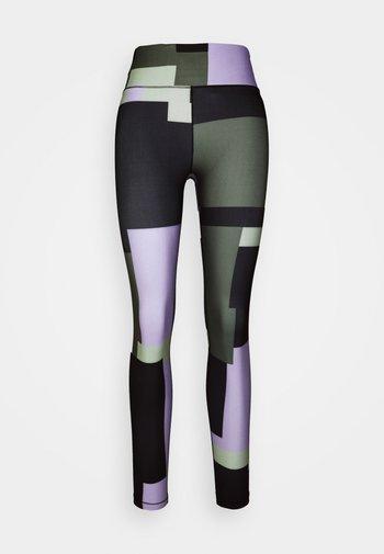 PRINTED SPORT  - Leggings - multi-coloured
