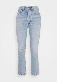 Agolde - RILEY - Straight leg jeans - shatter - 5