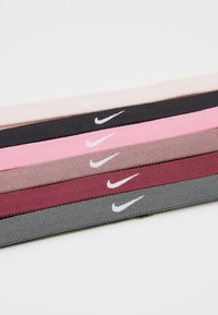 Nike Performance - SPORT HEADBANDS 6 PACK - Andre accessories - barely rose/black/magic flamingo - 2