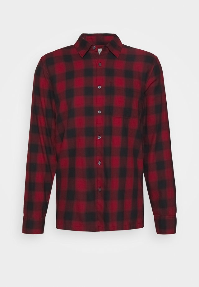 DRAPEY  - Shirt - red ombre