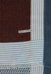 Marc O'Polo - Scarf - blau - 2
