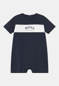 BOSS Kidswear - ALL IN ONE - Jumpsuit - navy - 0