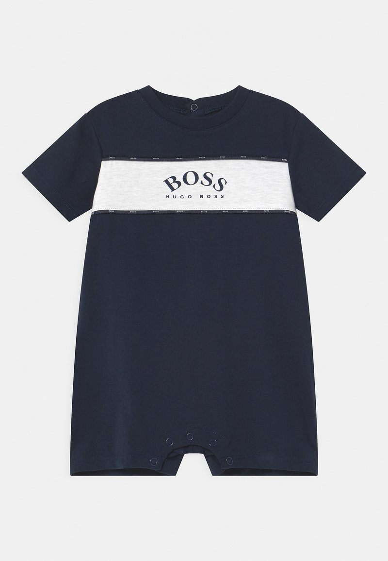 BOSS Kidswear - ALL IN ONE - Jumpsuit - navy