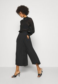 InWear - FRIEDAIW PANT - Trousers - black - 1