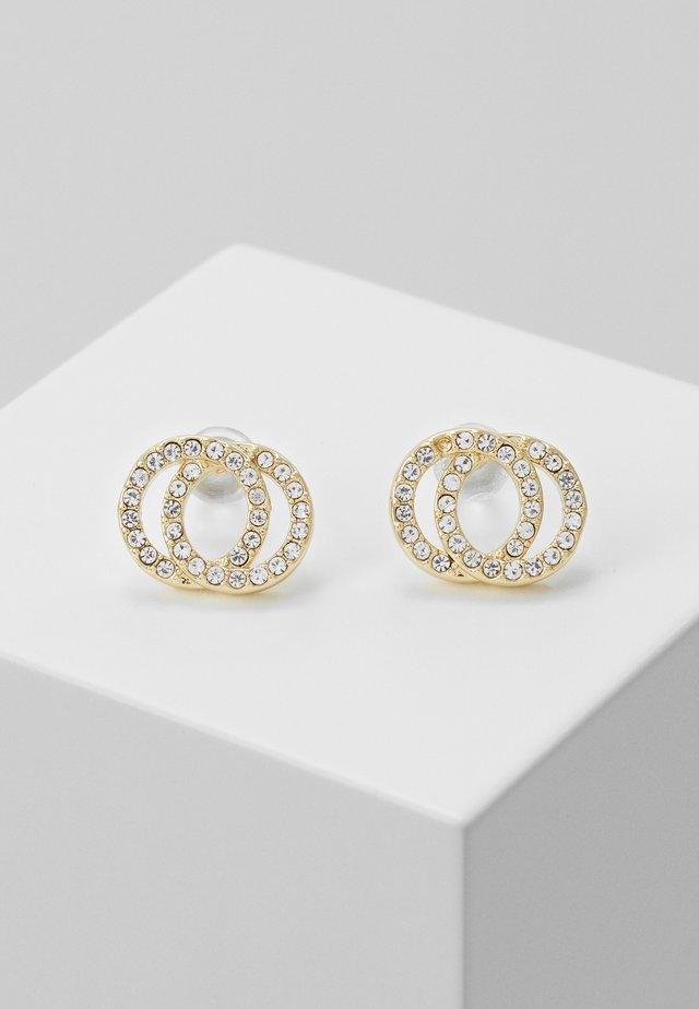 FRANCIS EAR - Orecchini - gold-coloured/clear