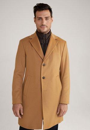 MORRIS - Classic coat - camel