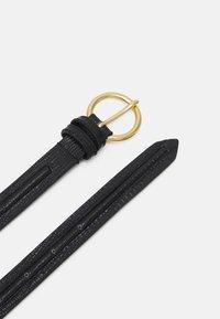 sandro - ZELDA - Belt - noir - 1