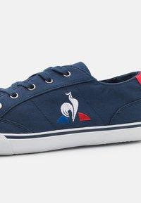 le coq sportif - COTTREAU UNISEX - Trainers - dress blue - 5