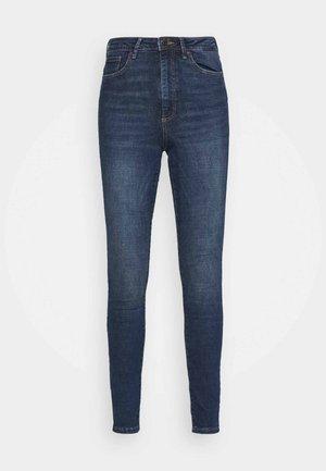 VMSOPHIA SKINNY - Jeans Skinny - dark blue denim