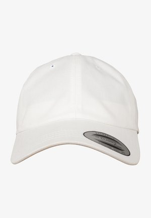 PEACHED COTTON TWILL DAD - Cap - white
