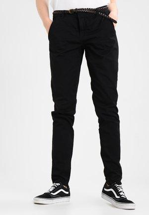 VMFLAME NW CHINO PANTS NOOS - Chinos - black