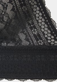 Anna Field - 2 PP GREER LACE BRALETTE  - Triangel BH - black - 3