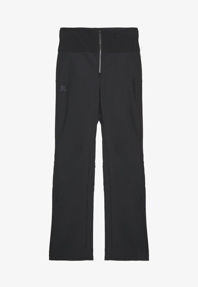 REASON PANT - Pantaloni da neve - black