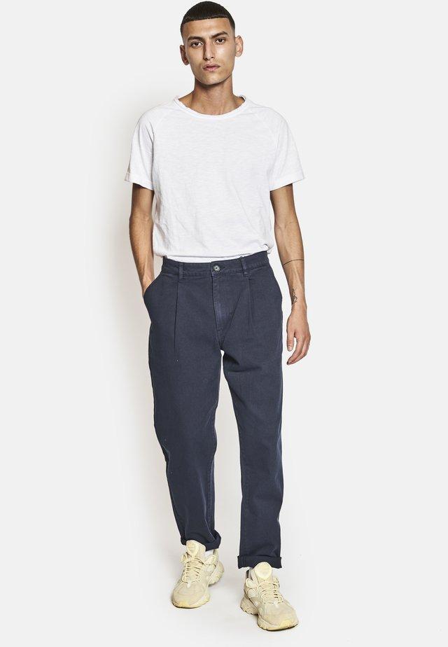 JACOB - Pantaloni - navy