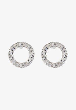 Earrings - clear