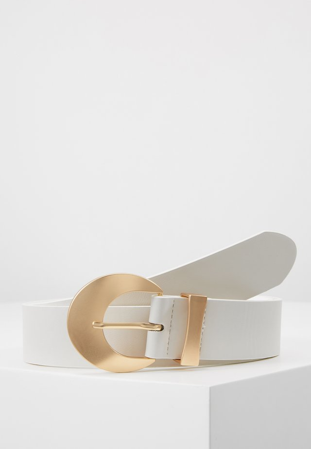 SLOLITA - Belt - blanc