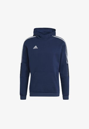 TIRO  SWEAT HOODIE - Sweat à capuche - blue