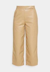 VIVIEN - Kalhoty - beige