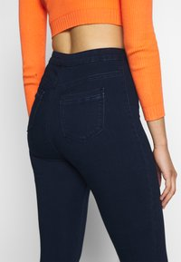 Missguided Tall - VICE BUTTON UP - Jeans Skinny - blue - 5