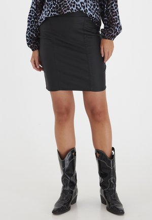 BYKIKO - Pencil skirt - black