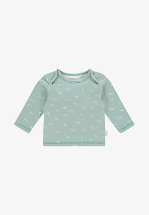 AMNON - Long sleeved top - grey mist