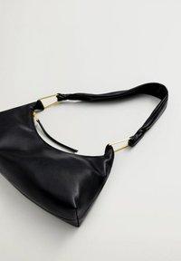 Mango - SOCHI - Handbag - noir - 4