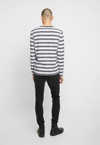 Scotch & Soda - LONGSLEEVE TEE - Långärmad tröja - dark blue/white - 2