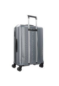 Hardware - Wheeled suitcase - grey - 1