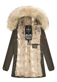 Navahoo - Winter coat - dark grey - 2