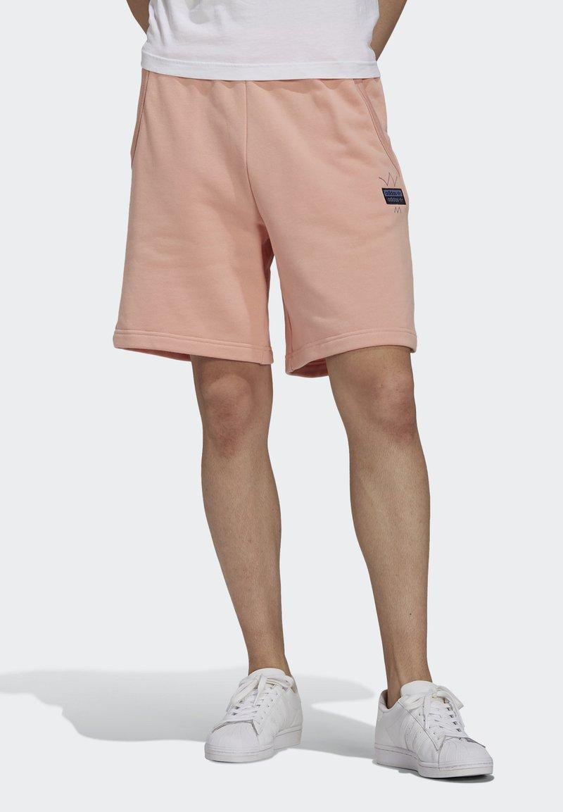 adidas Originals - ABSTRACT - Shorts - dust pink