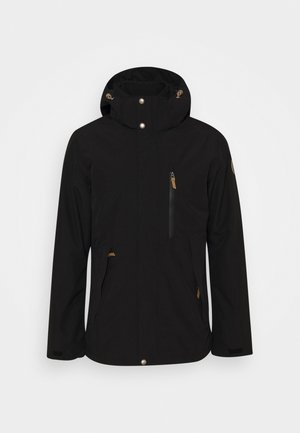 ALLSTED - Outdoorjas - black