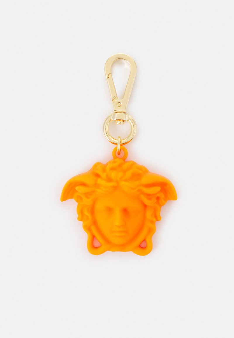 Versace - MEDUSA SCULTURA UNISEX - Klíčenka - orange