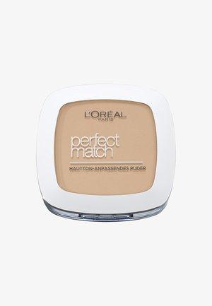 PERFECT MATCH POWDER - Puder - 5w golden sand