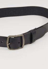 Abercrombie & Fitch - Belt - black - 2