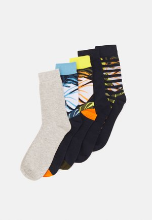 JACLIAM SOCK 5 PACK - Calze - baltic sea
