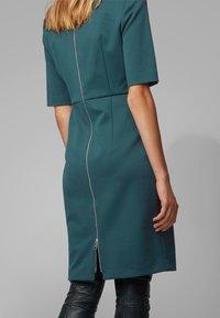 BOSS - DAXINE - Shift dress - dark green - 4