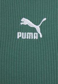 Puma - CLASSICS SUMMER DRESS - Jersey dress - blue spruce - 6