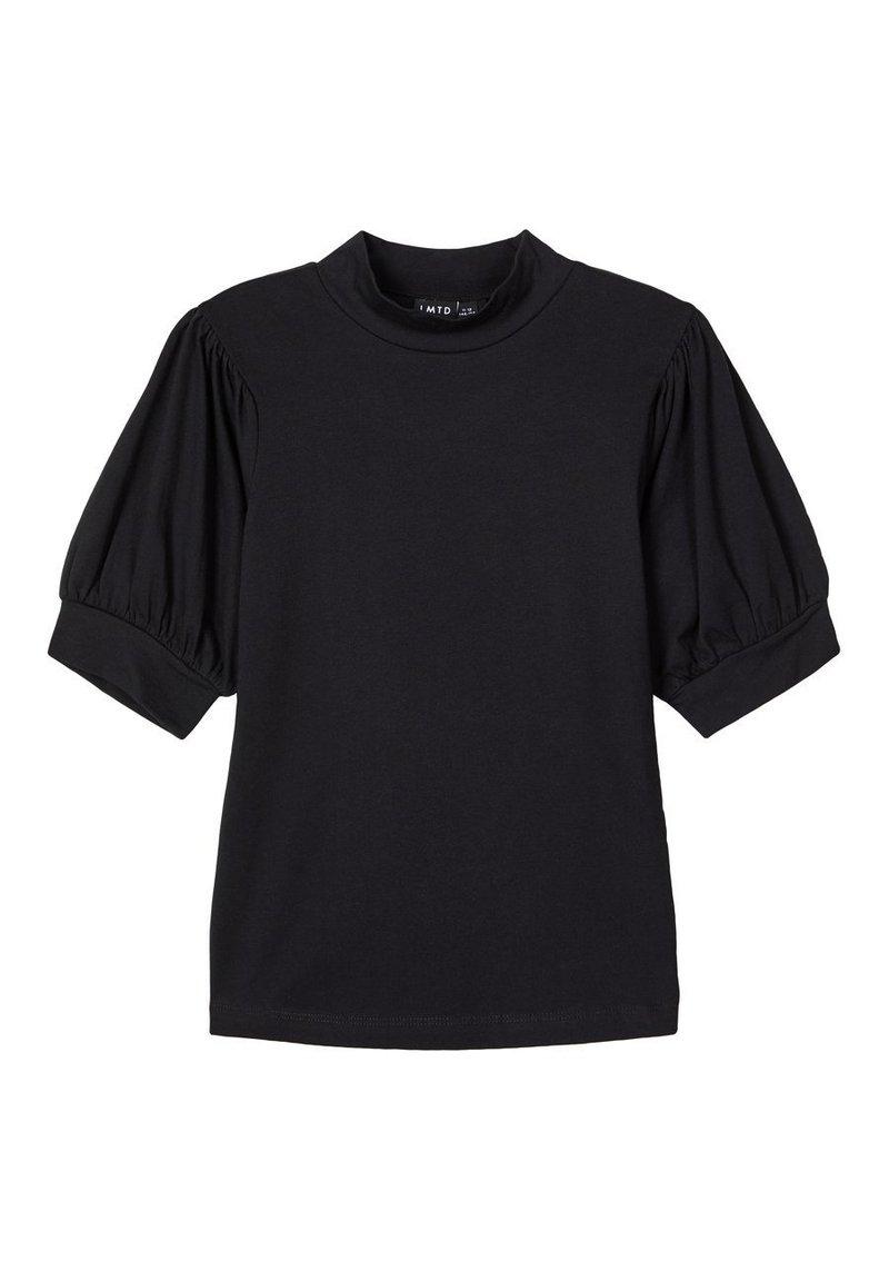 LMTD - T-shirt basique - black