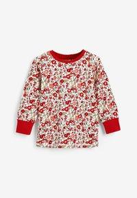 Next - 3 PACK  - Pyjamas - red - 3