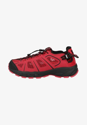 Hiking shoes - red