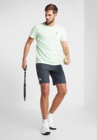 adidas Performance - SHORT - Sports shorts - carbon - 1