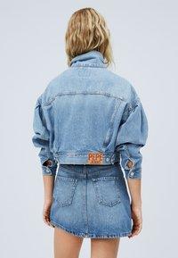Pepe Jeans - RIDGE - Denim jacket - blue - 2