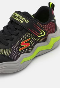Skechers - ERUPTERS IV - Trainers - black/lime/red - 5