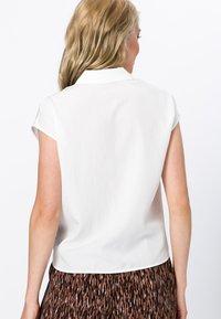 zero - Button-down blouse - offwhite - 2