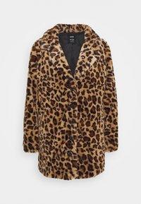 Cotton On - MID COAT - Classic coat - brown - 0